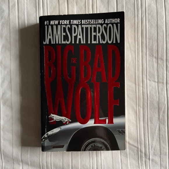 Big Bad Wolf by James Patterson